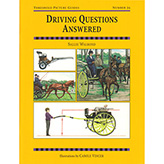 <i>by Sallie Walrond</i><br>  Common-sense advice and solutions to common problems such as fear of traffic, refusing to stand still, and pulling various types of carriages are explained along with the correct fit of vehicle for both the horse and driver. PB 24 pp.