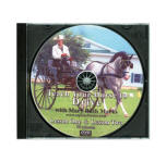 <i>with Mary Ruth Marks</i><br> Explains the basics of training your own horse from suitability and handling from the ground to actually putting to. Driving techniques, exercises, and etiquette are also discussed. 1 hr. 34 mins.  DVD format