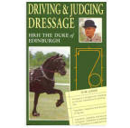 <i>by HRH The Duke of Edinburgh</i><br> Discusses the problems facing judges and drivers in order to help both interpret the requirements of the dressage test. Rules, arena layout, individual movements, and judging are explained. The importance of accuracy, pace differentiation, regularity and impulsion of the horse is emphasized. Differences between what can be achieved in ridden dressage versus driven dressage are explored. PB 63 pp.