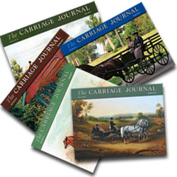 Subscription to <em>The Carriage Journal</em> Magazine
