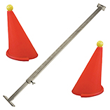 Cone and Arena Accessories