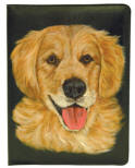 Golden Retriever Folio