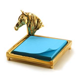 Horse Head Post-it Note Holder