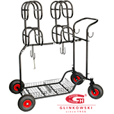 Glinkowski Four-in-Hand Harness Trolley