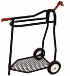 Stubbs Collapsible Tack Trolley